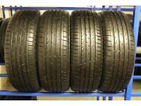 F369 4X 235/60/18 103V 103W BRIDGESTONE DUELER H/P SPORT A0 MO 3X7MM 1X7,5MM TREAD