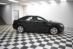 2012 Chevrolet Cruze LT Turbo-BLUETOOTH * ALLOY RIMS * CRUISE