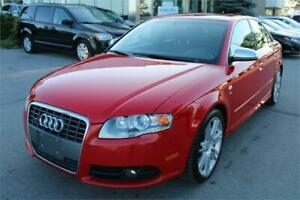 2007 Audi S4 |MANUAL|NO ACCIDENT |ONTARIO VEHICLE|NAVIGATION