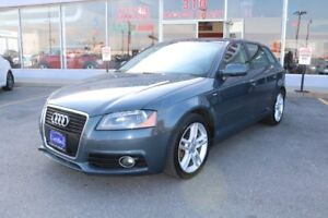 2012 Audi A3 2.0T TFSI QUATTRO PANORAMIC ROOF SERVICED IN DEALE