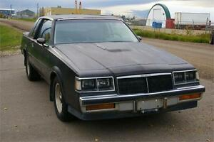 1984 Buick Turbo T-Type