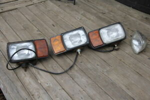 FISHER PLOW LIGHTS AND VALVE BODY