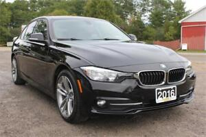 2016 BMW 3 Series 320i xDrive w/ Sport Line Package *One-Owner*