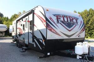 2018 FOREST RIVER FURY 2910