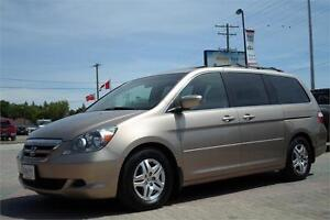 2005 Honda Odyssey EX-L ***LOADED with 8 Passenger Seating***