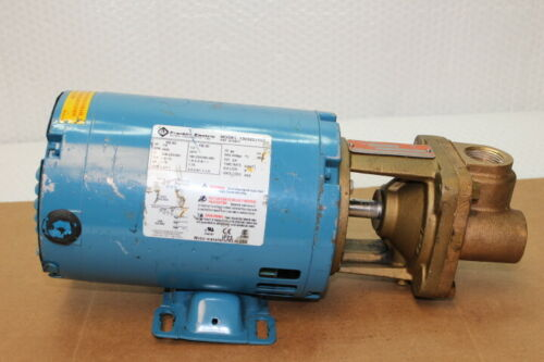 5446  Burks Pumps 06AS00161 Close Coupled Turbine Pump