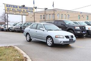 2004 Nissan Sentra SE-R LOADED*Certified*E-Tested*2 Year W
