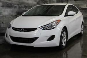 2013 Hyundai Elantra L à partir de 41$/Sem Finance. Maison Dispo