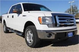 2010 Ford F-150 XLT 4X4 5.4, GAS, AUTO 161,597 kms