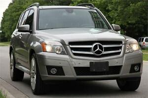 2010 Mercedes Benz GLK350 4 MATIC *NAVIGATION+DUAL SUNROOF*