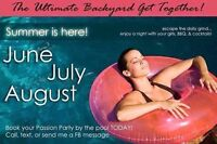Book a PassionParty or Order Products online!!!