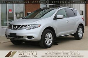 2011 Nissan Murano AWD ** MOONROOF ** REV CAM ** HEATED SEATS **