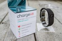 Fitbit Charge HR Large NEUF