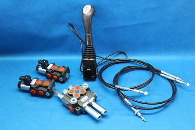 Hydraulic Kit Valve Solenoid Joystick Zetor 5211 7211 5245 7245 8011