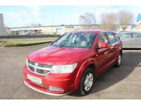 2009 Dodge Journey SE 2.0 CRD 7Seats MPV