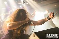 Chanteur Death/Extreme Metal cherche band sérieux à Québec