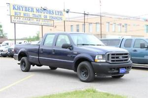2003 Ford F-250 4DOOR 8FT BOX GAS Certified 2 Year W