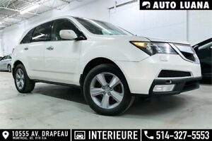 2011 Acura MDX 7 PASSAGERS/CAMERA/BLUETOOTH/DEMARREUR/*153000km*
