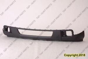Valance Front Textured Except Stx Package  Ford Ranger 2006-2007