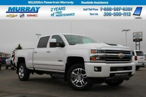2019 Chevrolet SILVERADO 2500HD High Country *REMOTE START,SUNRO