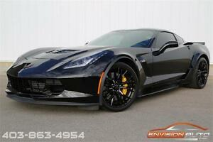 2017 Chevrolet Corvette Z06 - 650HP / 650TQ  - BLACKED OUT