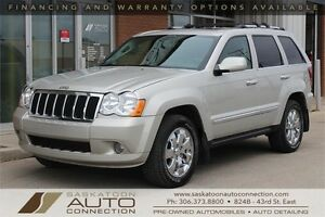 2010 Jeep Grand Cherokee Limited 4x4 ** LOW KM **