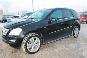 2011 Mercedes-Benz ML 350 BlueTEC......NO CREDIT REFUSED....