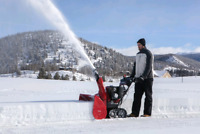 Snow Removal by snowblower