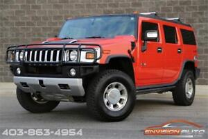 2008 Hummer H2 LUXURY PKG - POWER RUNNING BOARDS - ONLY 92KMS