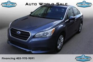 2015 Subaru Legacy AWD|Camera| Heated Seats| Power Seats