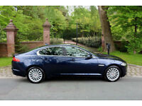 2015 JAGUAR XF 2.2 DIESEL LUXURY 1 OWN 32,204 MILES EXCEPTIONAL EXAMPLE