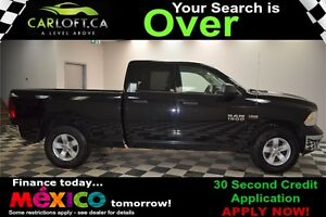 2014 RAM 1500 ST QUAD 4X4 - KEYLESS ENTRY**TINTED WINDOWS**A/C