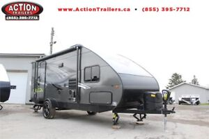 2019 Falcon by Travel Lite F-24BH Travel Trailer w/ GT Package