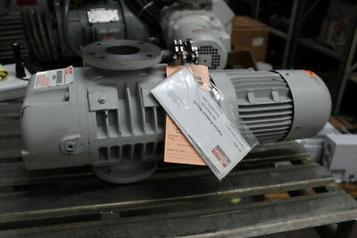 4322 Leybold Heraeus Ruvac Ws251 720-75-04 Blower Booster