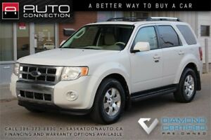 2009 Ford Escape Limited AWD ** LEATHER ** BLUETOOTH **