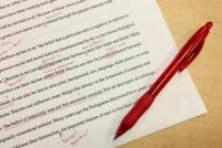 Editing & Proofreading for Students & Professionals