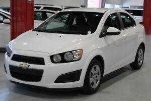 Chevrolet Sonic LS 4D Sedan at 2013