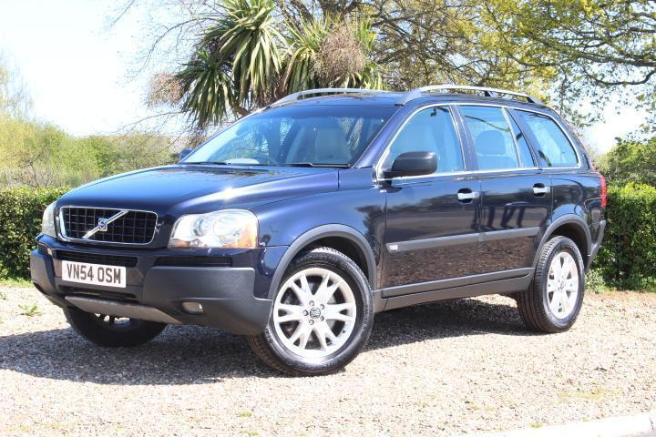 volvo xc90 2 4 2005 d5 se 7 seater 4x4 full leather cruise control manual in little clacton. Black Bedroom Furniture Sets. Home Design Ideas