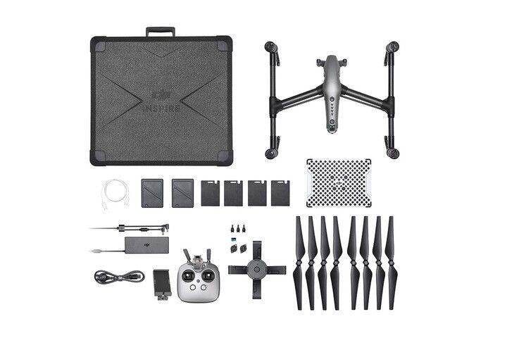 DJI Inspire 2 Quadcopter (DJI Refurbished)