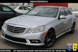 2010 MERCEDES E350 4MATIC/AWD NAVIGATION/CAMERA/PANORAMIC/XENON