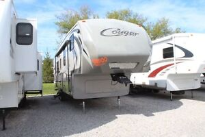 2013 Keystone Cougar 299RKS Fifth Wheel