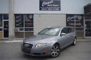 2007 Audi A6 3.2L WAGON **PRICED TO SELL**