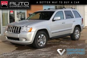 2010 Jeep Grand Cherokee Limited 4x4 ** LEATHER ** MOONROOF **