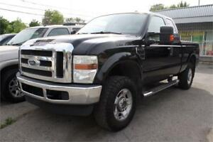 2010 FORD F-250 XLT SUPERDUTY 4X4 TPS-INCLUSE