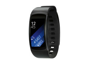 Samsung Gear Fit 2 Black Large GPS NEW IN BOX SEALED