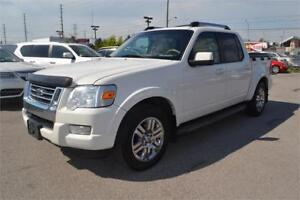 2010 Ford Explorer Sport Trac Limited 4X4 V8