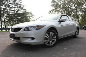 2008 Honda Accord Cpe EX-L - REDUCED TO $9527.