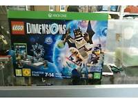 Lego Dimensions Xbox One // NO GAME