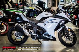 2017 Kawasaki Ninja 300 ABS - Only $69 Bi-Weekly oac*