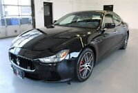 2015 Maserati Ghibli S Q4|NO ACCIDENT|CARBON FIBER TRIM Oakville / Halton Region Toronto (GTA) Preview
